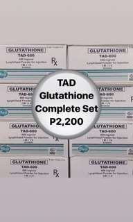 Authentic TAD Glutathione
