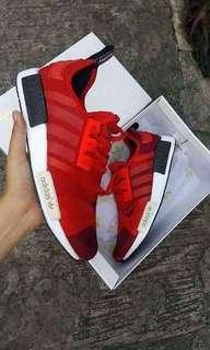 Adidas nmd red camo