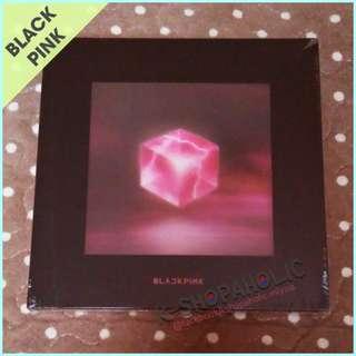 BLACKPINK - 1st Mini Album ' SQUARE UP ' (BLACK version)