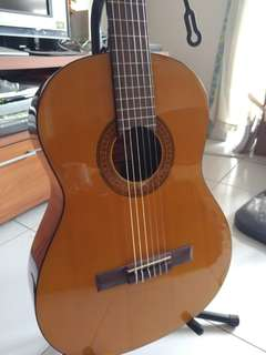 Walden N350 classical guitar