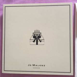 #blessing for free 📬Jo Malone Birthday gift card