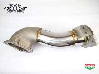 TOYOTA VIGO 2.5 CAST DOWN PIPE