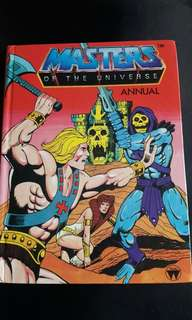 Masters of the Universe (He-Man) 1984