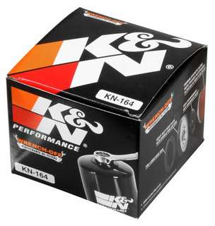 K&N Oil Filter KN-164 for F800GS F700GS F650GS