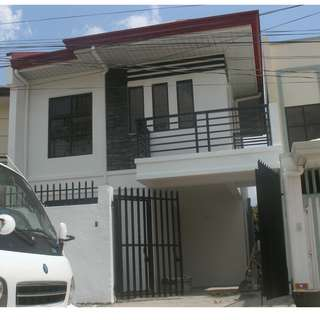 House and Lot Corner Lot in Sunnyside Heights Subd. batasan Hills Quezon City