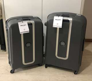2 Delsey Belfort Luggage