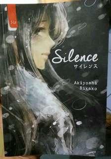 Akiyoshi Rikako Silence