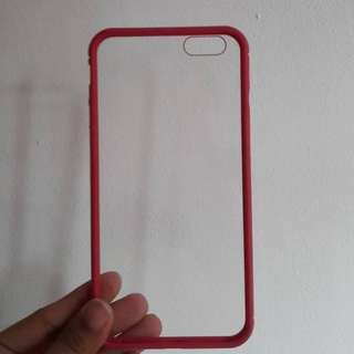 Clear casing for iPhone 6/6s PLUS