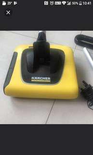 Karcher 無線電動掃把