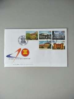 Thailand FDC Asean 40