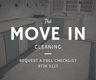 HDB RESALE PRE MOVE IN CLEANING