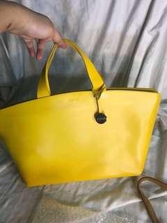 Furla yellow