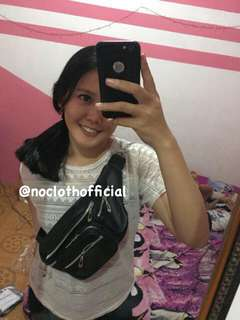 Waistbag nocloth.co . Realpic100% like Pnb ( P*B)