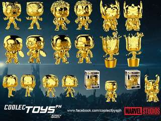 Pre-order Marvel 10th anniversary Chrome