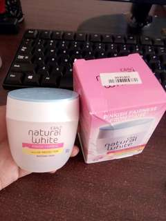 Olay natural white - free ongkir