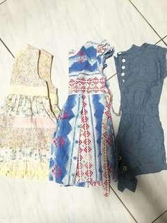MIX Combo Baby Girl Dress