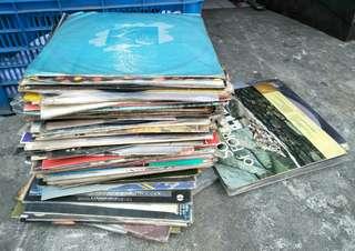黑膠,CD