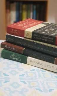 John Maxwell's books