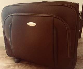 Samsonite rolling laptop/cabin bag