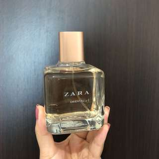 ZARA parfume oriental FULL!