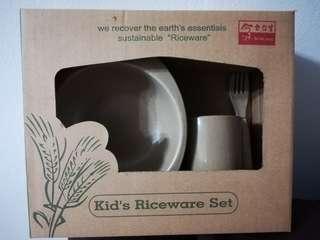 Eu Yan Sang Kid's Riceware Set