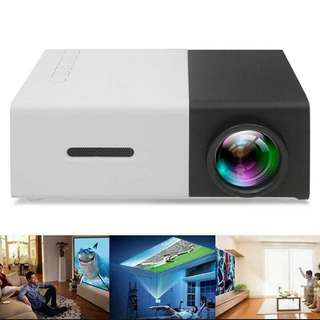 Projector LED for Home Cinema