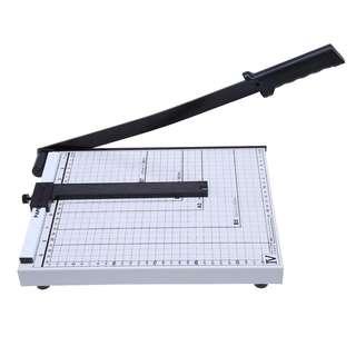 Heavy Duty Professional A4 Paper Guillotine Cutter Trimmer Machine