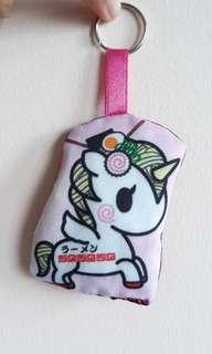 Handmade Key Tag Inspired Tokidoki