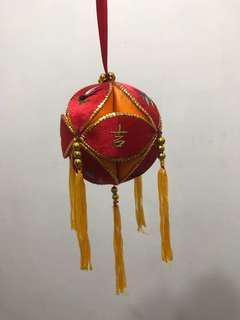 廣西博物館紀念品 彩球