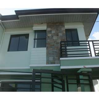 near Subd Gate House and Lot in HOBART SUBDIVISION Zabarte Road, Quezon City near HCC Mall