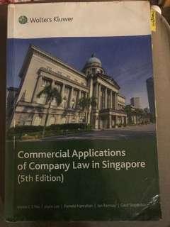 Singapore Company Law TB (HD)