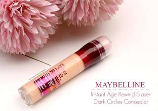 Maybelline Instant Age Rewind DARK Circle Eraser Concealer