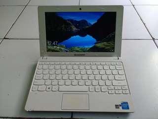 Notebook lenovo e10-30 likenew Mulus Ram 2 Hdd 320