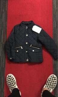 Zara coat kids 5-6yo
