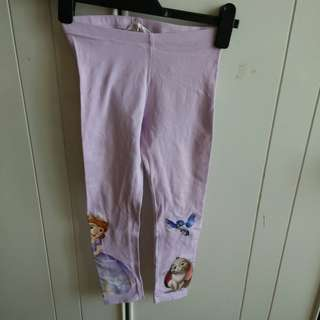 Disney Sofia Legging