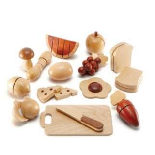 [50% OFF] Toys: Fruit Set (18 Pieces)
