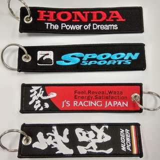 Keychain honda civic, jazz,  city, hrv