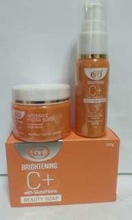 GT C+ Brightening Care Set
