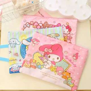 My Melody Document Pouch