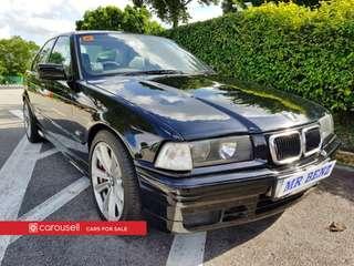 BMW 3 Series 325i (COE till 06/2019)