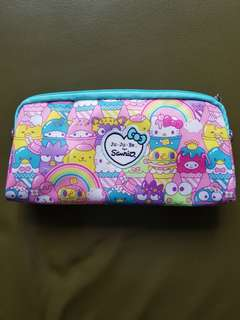 JuJuBe M piece from Be Set Hello Sanrio Sweets HSS pouch pencil case clutch makeup cosmetics bag