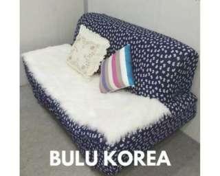 Karpet/ bulu Korea