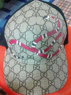 Gucci cap kingsnake original