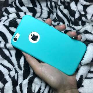 Iphone candy matte cases