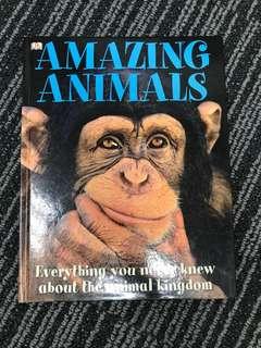 Amazing animals (DK)