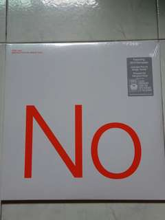 Vinyl LP : New Order ~ Waiting For The Siren's Call