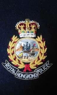 皇家警隊繡章
