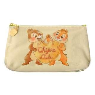 Japan Disneystore Disney Store Chip & Dale Pencil Case