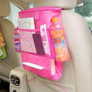 車用保冷置物袋.預訂.. 材質:牛津布+保溫鋁箔 尺寸:28*23*9CM