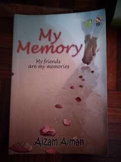 Novel My Memory